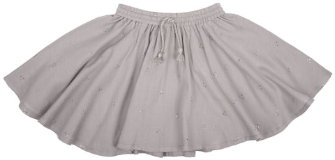 Emile et Ida Mukesh Skirt - Light Grey
