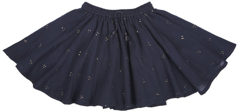 Emile et Ida Mukesh Skirt - Navy Blue