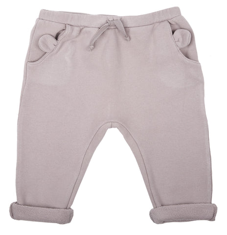 Emile et Ida Ear Pockets Trousers - Grey
