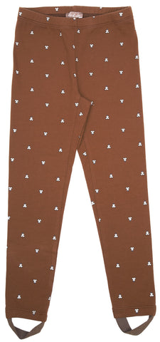 Emile et Ida Slim Fit Joggers - Brown
