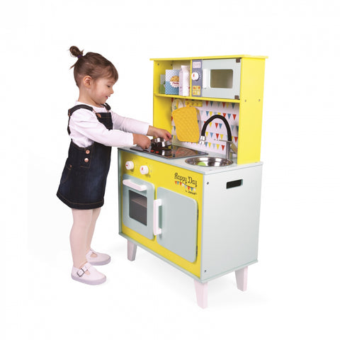 Play Kitchen Cooking Toys Petit Bazaar
