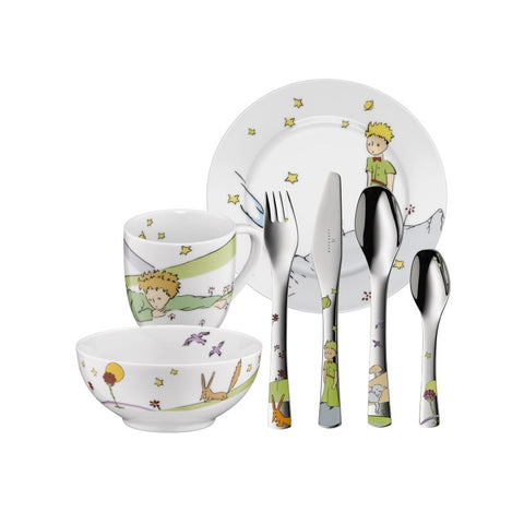 The Little Prince 7 Pieces Meal Set
