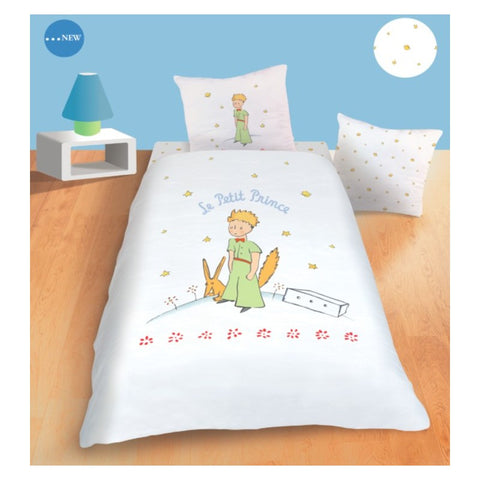 The Little Prince Duvet Cover and Pillow Case Set