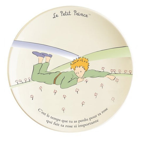 The Little Prince Sleeping Plate