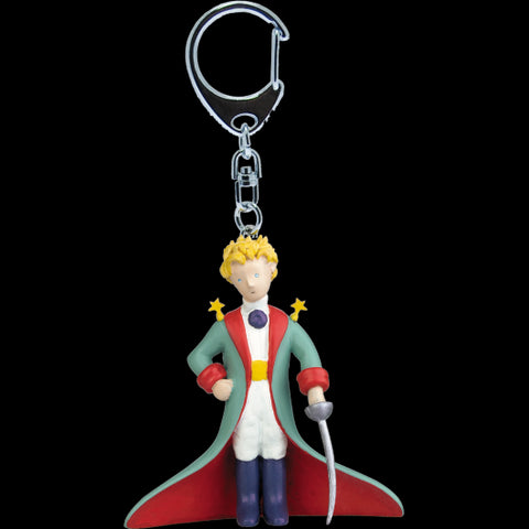 The Little Prince in Dress Keychain