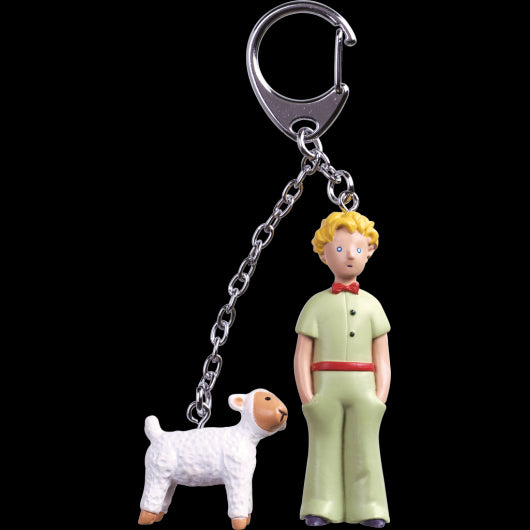 The Little Prince Draw Me A Sheep Keychain Petit Bazaar