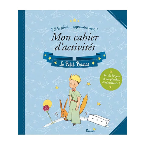 The Little Prince My Activity Book