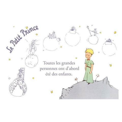 The Little Prince Great People Postcard