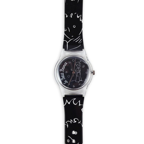 The Little Prince Watch - Black / White