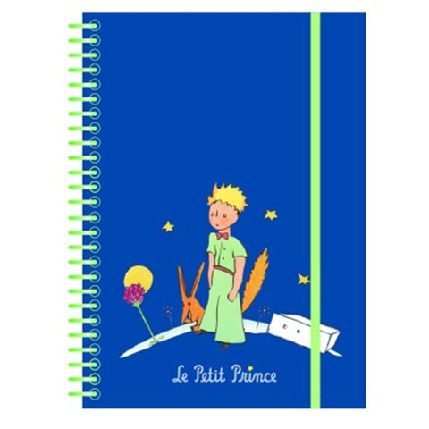 The Little Prince Notebook - Dark Blue