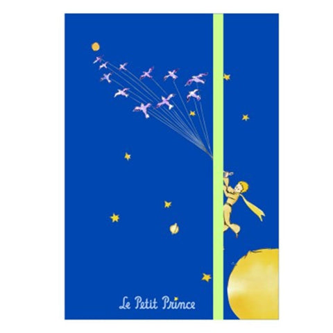 The Little Prince Book with Elastic Band