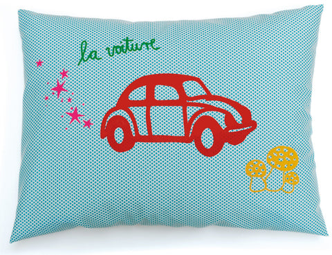Mimi'lou Car Cushion