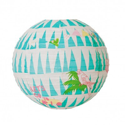Mimi'lou Rio Lamp Shade - Light Green
