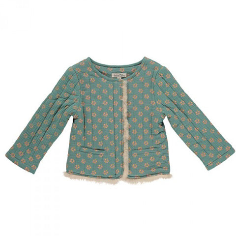 Louise Misha Manouche Jacket - Blue