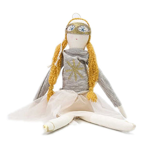 Minina Loves Dancer with Mask Lizzie Doll
