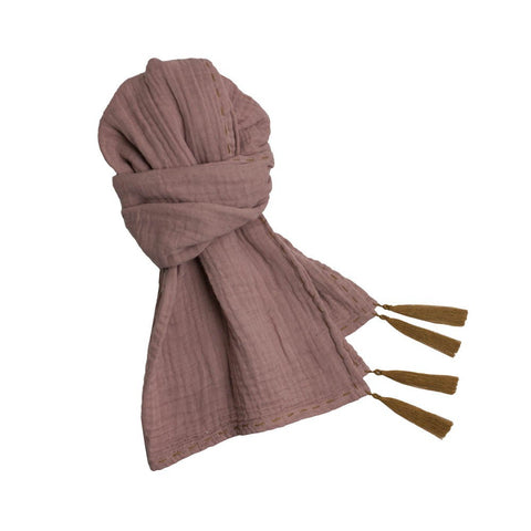 Numero 74 Dusty Pink Woman Scarf
