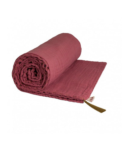 Numero 74 Summer Blanket - Rose