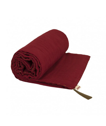Numero 74 Summer Blanket Ruby Red