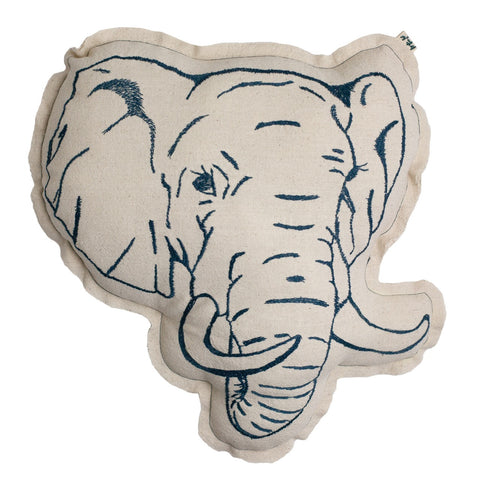 Numero 74 Elephant Cushion