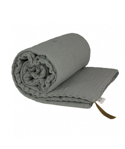 Numero 74 Winter Blanket - Silver Grey