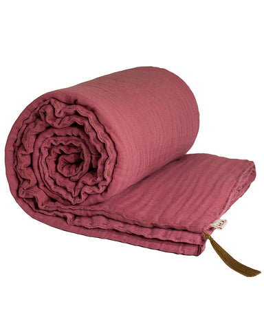 Numero 74 Winter Blanket - Rose