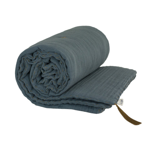 Numero 74 Winter Blanket - Ice Blue