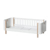 Oliver Furniture Wood Mini+ Junior Bed White/Oak