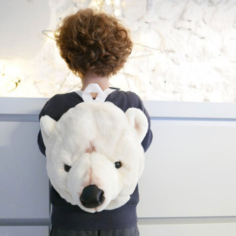 BiBiB & Co Polar Bear Backpack