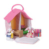 Oskar and Ellen Soft Doll House Set