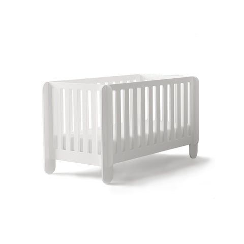 Oeuf Elephant Crib White (Pre-Order; Est. Delivery in 2-3 Months)