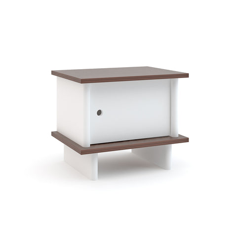 Oeuf ML Night Stand Walnut (Pre-Order; Est. Delivery in 2-3 Months)