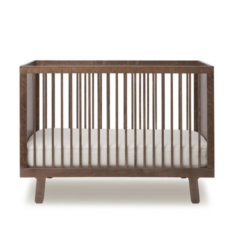 Oeuf Sparrow Crib Walnut (Pre-Order; Est. Delivery in 2-3 Months)