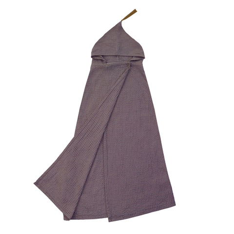 Numero 74 Poncho Towel - Dusty Lilac