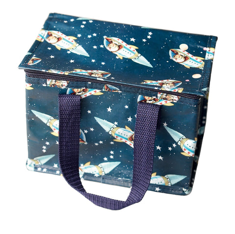 Rex Spaceboy Lunch Bag