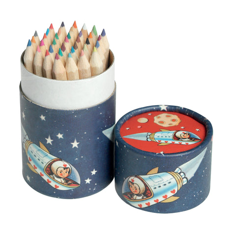 Rex Spaceboy Coloring Pencil Set