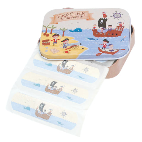 Rex Pirate Fun Bandages