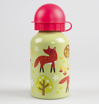 RJB Stone Water Bottle - Forest Fox