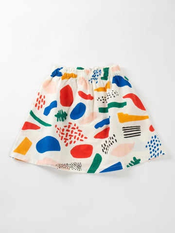 Bobo Choses Matisse Flared Skirt