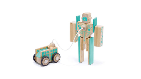 Tegu Future Magnetron Magnetic Wooden Block