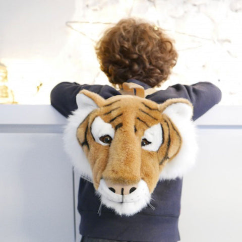BiBiB & Co Tiger Backpack