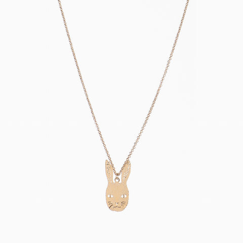 Titlee Rabbit Necklace