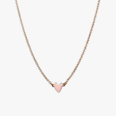 Titlee Grant Necklace - Rose