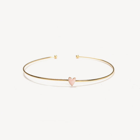 Titlee Grant Bangle - Rose