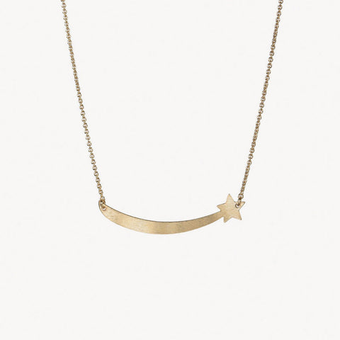 Titlee Lowry Necklace - Gold