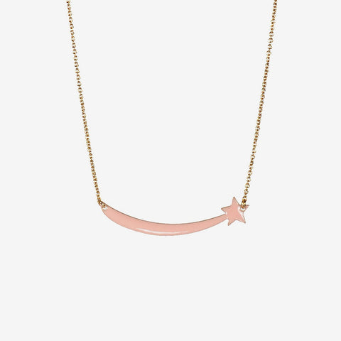 Titlee Lowry Necklace - Rose