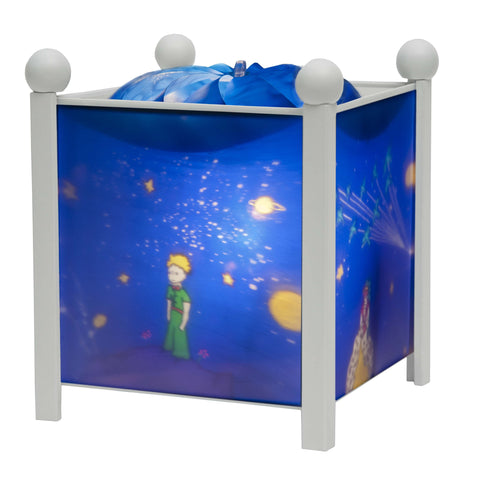 Trousselier Little Prince Magic Lantern - White