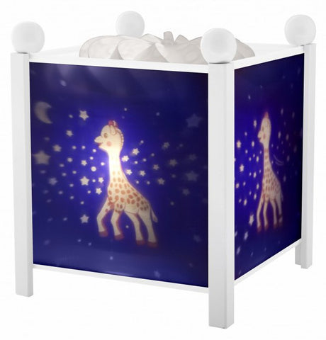 Trousselier Sophie the Giraffe Magic Lantern - White