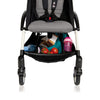 Babyzen YOYO+ 6+ Baby Stroller - Black Frame with Aqua 6+ Color Pack (Dispatched in 3-5 Working Days)