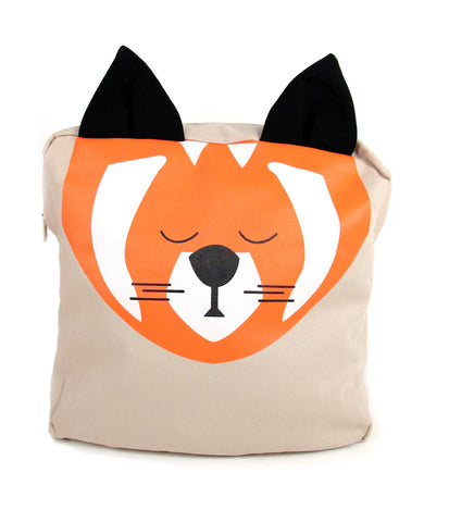 Nobodinoz Backpack Kenya Red Panda