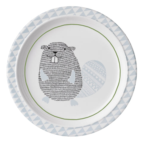 bloomingville-noah-beaver-white-and-blue-melamine-plate-kitchen-bmv-47300007-01